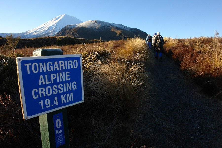 Adventures tongariro crossing 1a