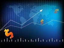 Contexte de statistique du monde eps10 23107502