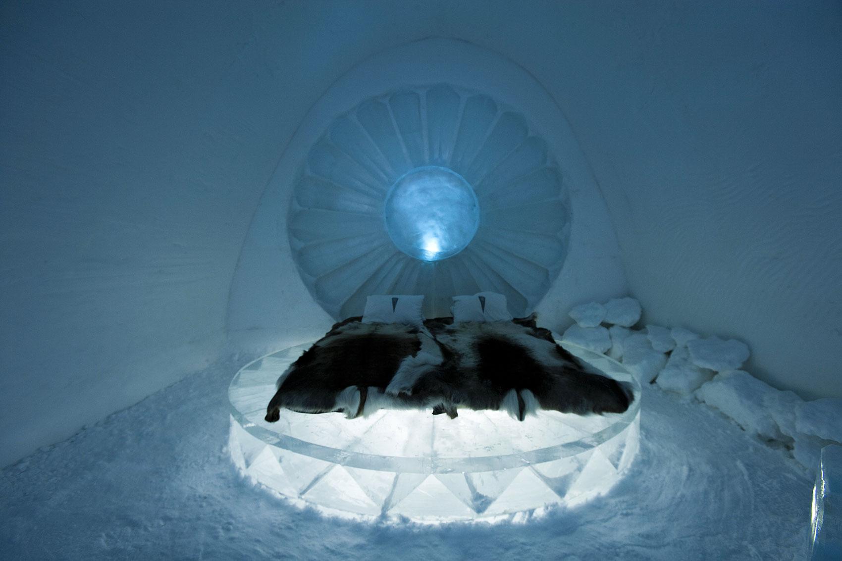 Icehotel in jukkasjarvi sweden 5
