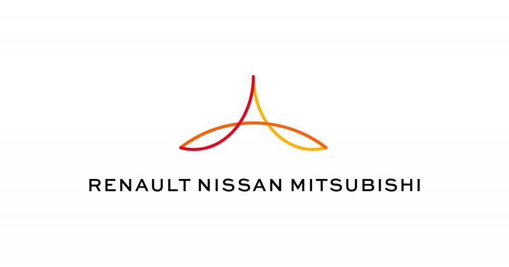 Logo renault n et m