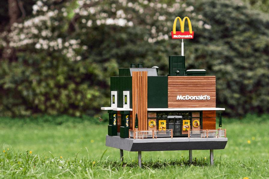 Mcdonald s ruche