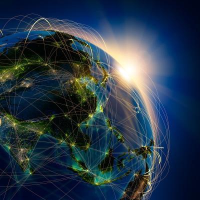 Trafic internet monde anton balazh shutterstock